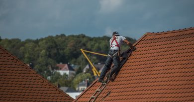 czyszczenie dachów